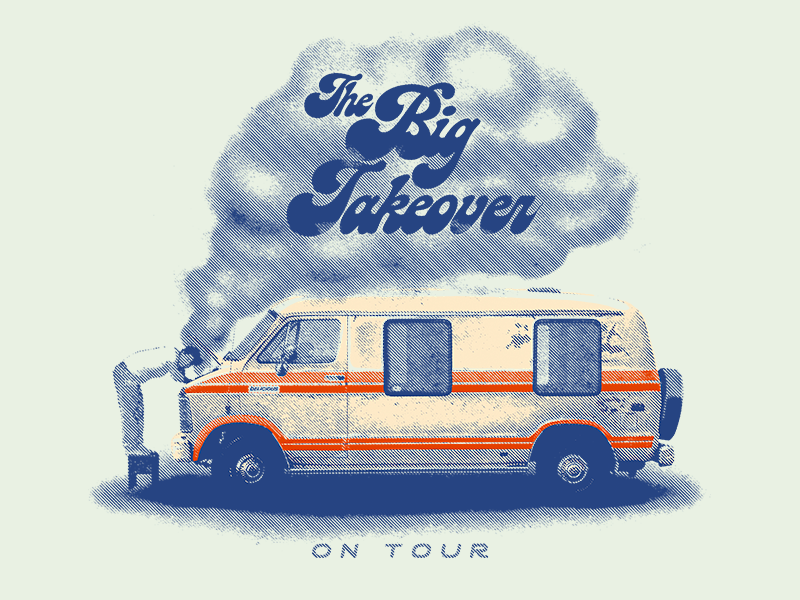 The Big Takeover On Tour