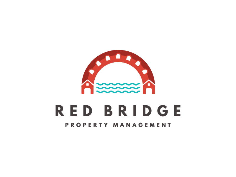 Red Bridge Property Management Logo