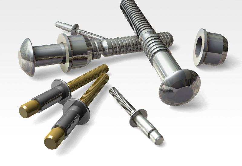 Huck Aerospace fasteners