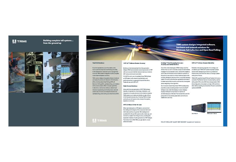 TRMI product brochure