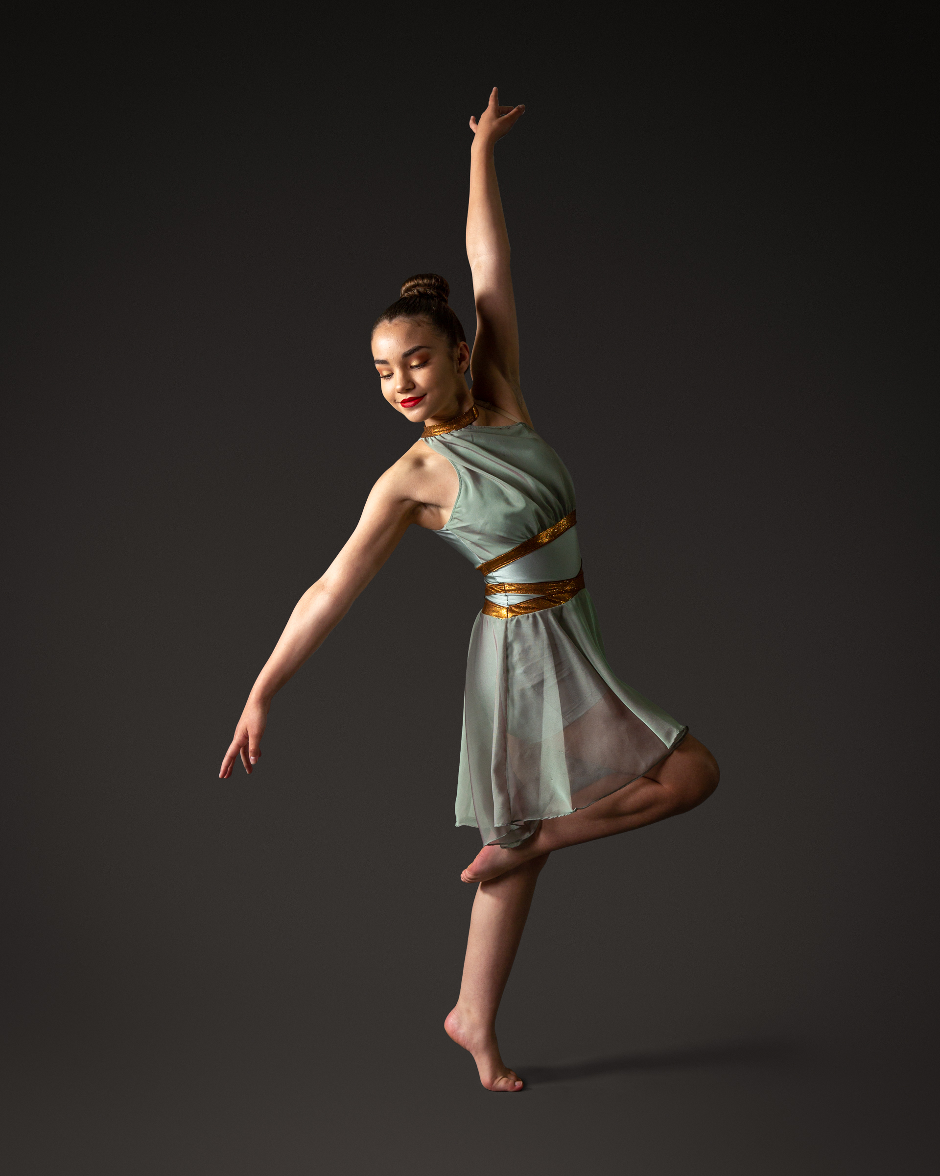 Dance portrait