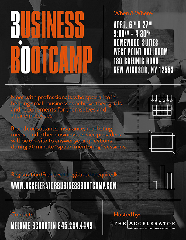 Mentor at Business Bootcamp Next Friday!
