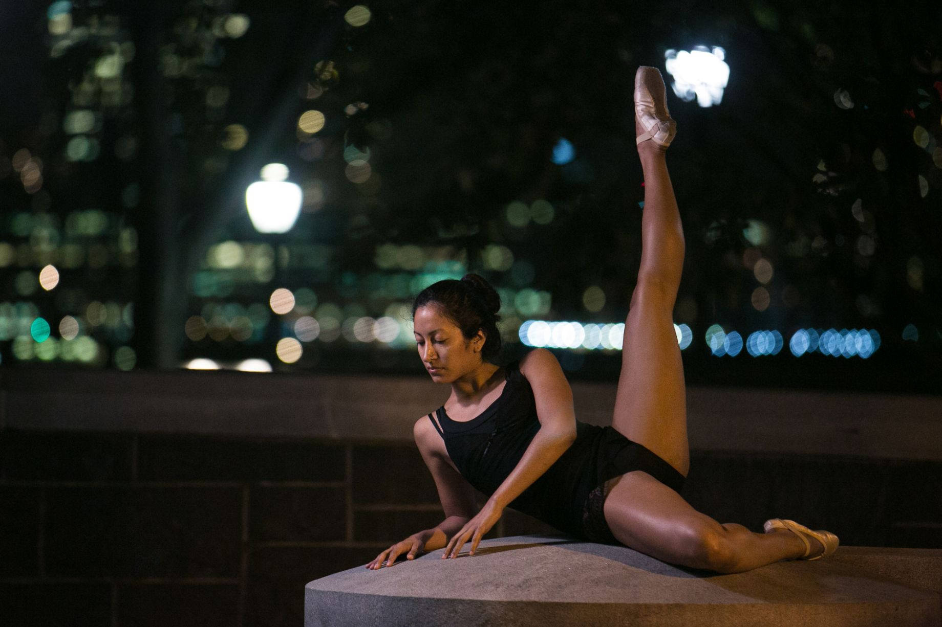 ISO Professional Dancers - Photo Series