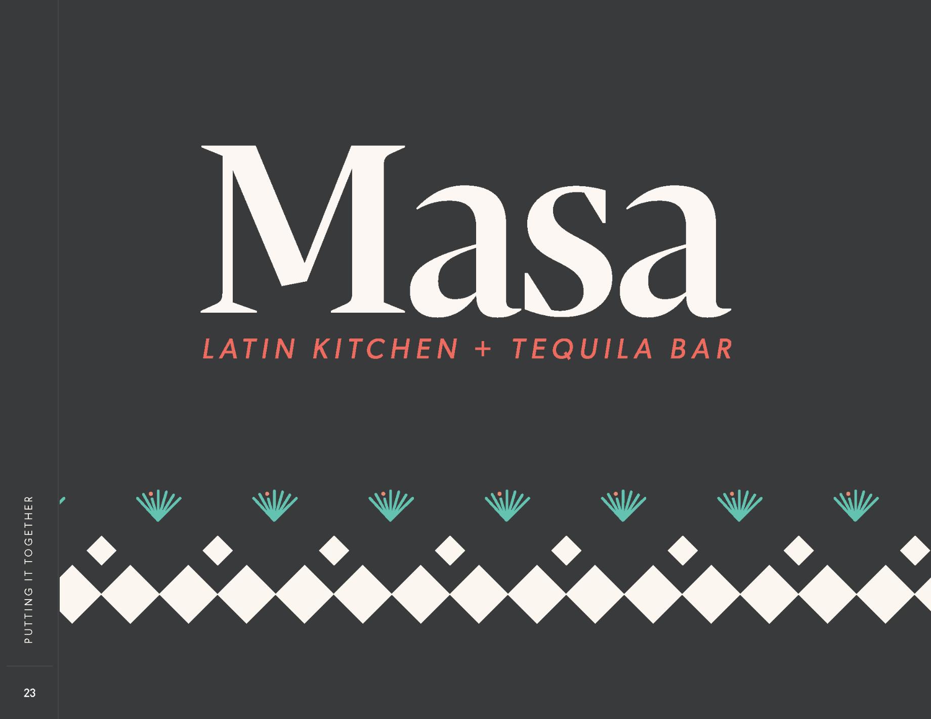 Masa Brand Identity