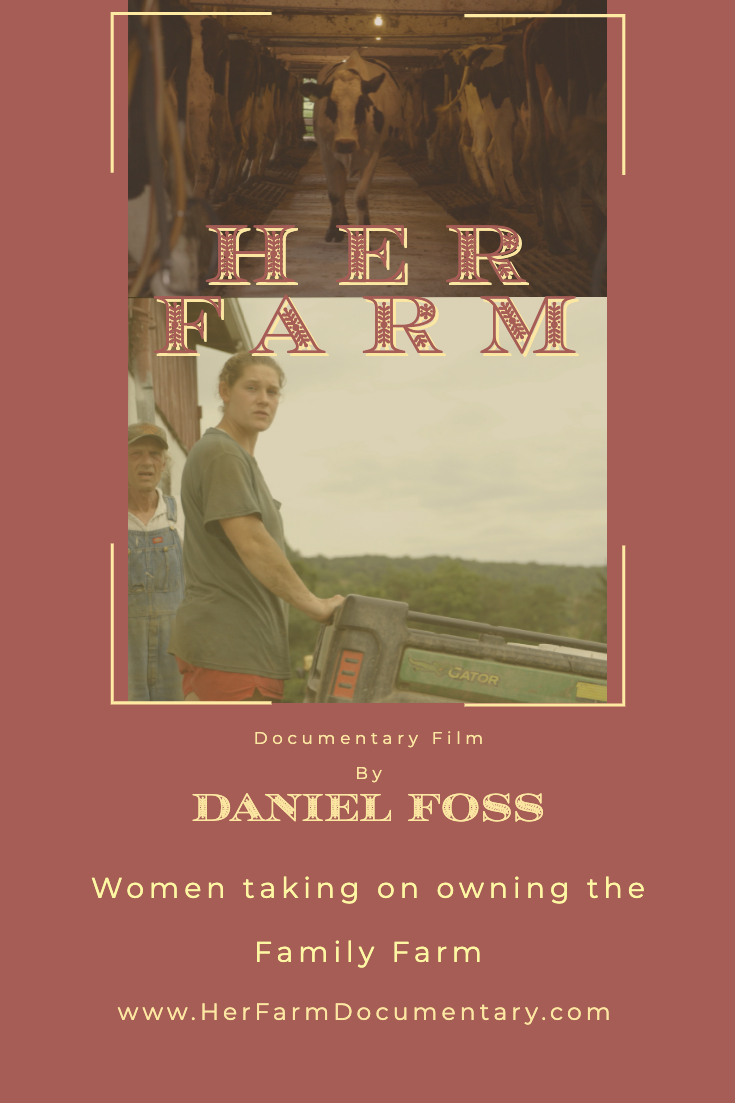 Her Farm Poster