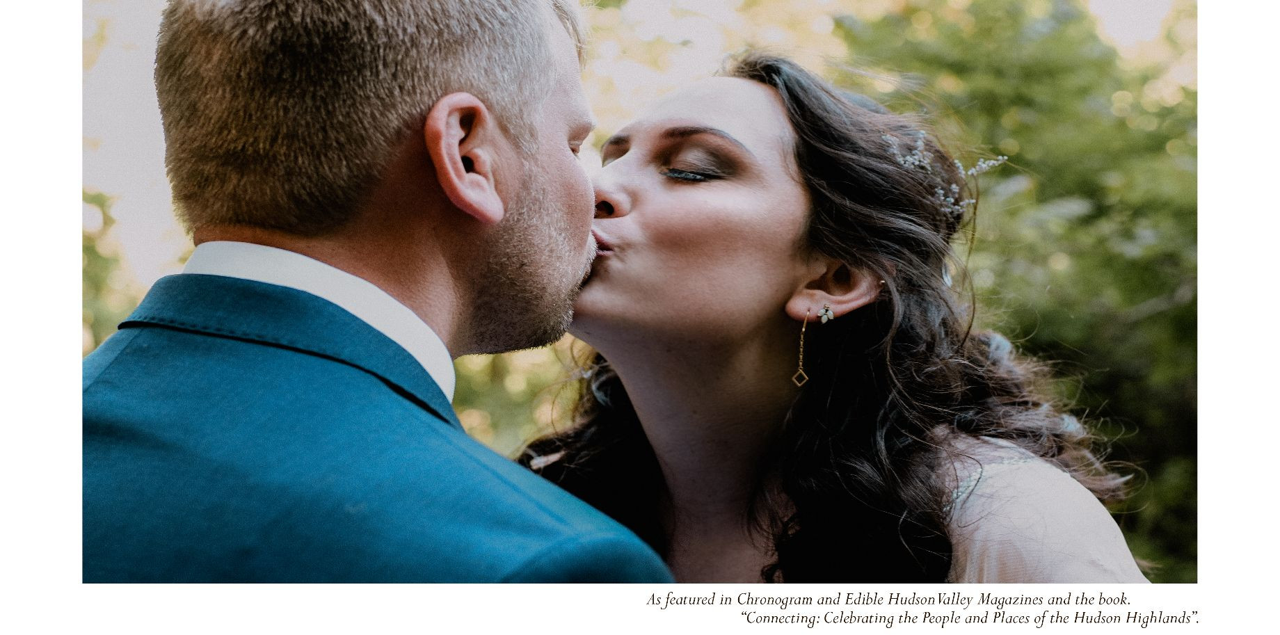 Updating my wedding photography website