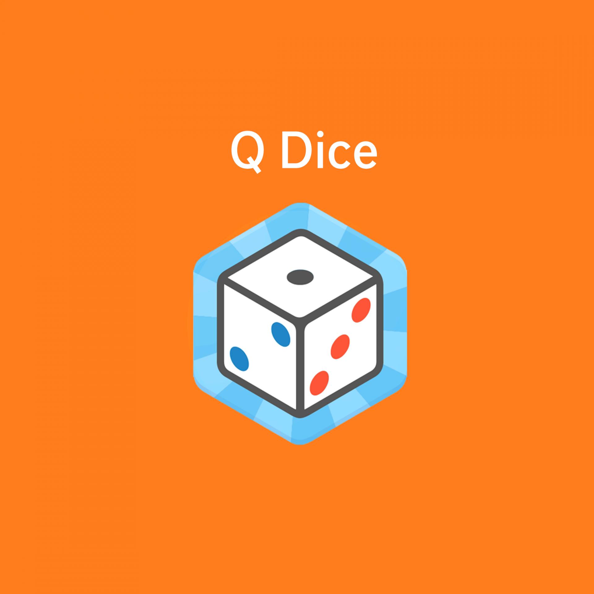 Q Dice
