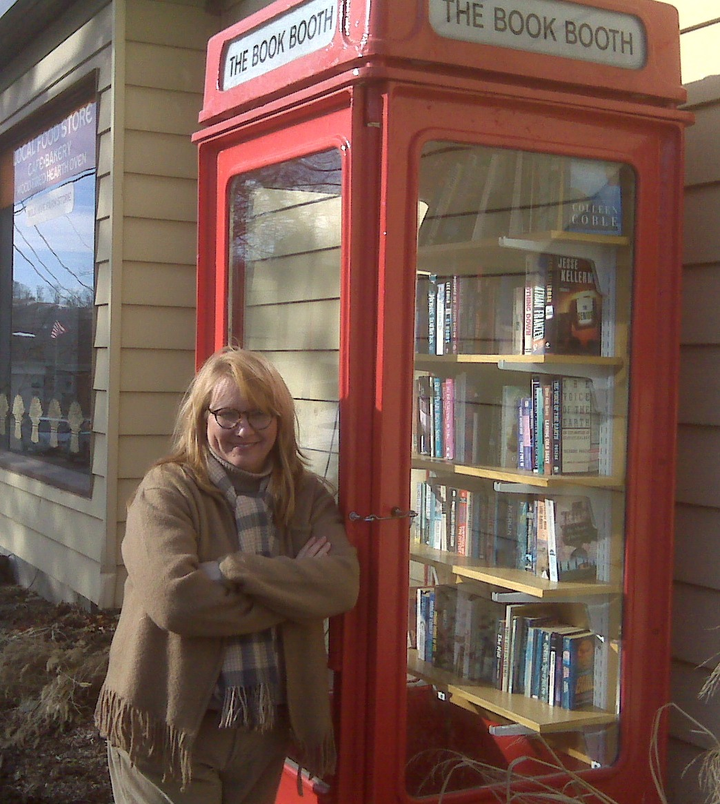 The Book Booth: America's Littlest Library