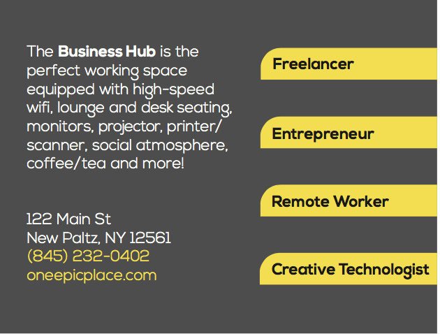 The Business Hub - CoWork