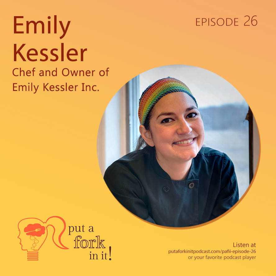 Chef Emily Kessler on using food as medicine!