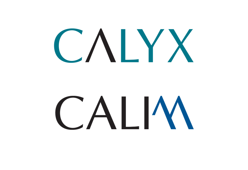 CALYX financial logos