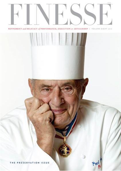 Profile of chef Sean Sherman