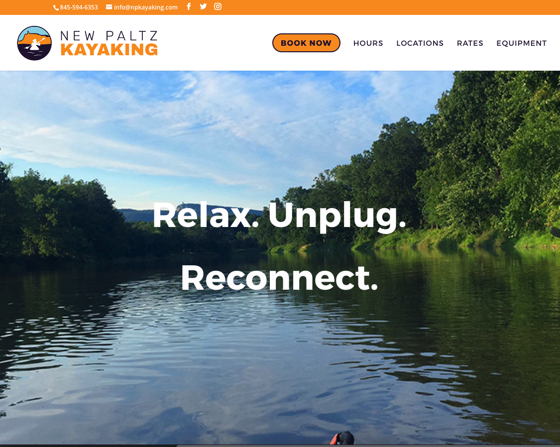 New Paltz Kayaking & Bike Rentals