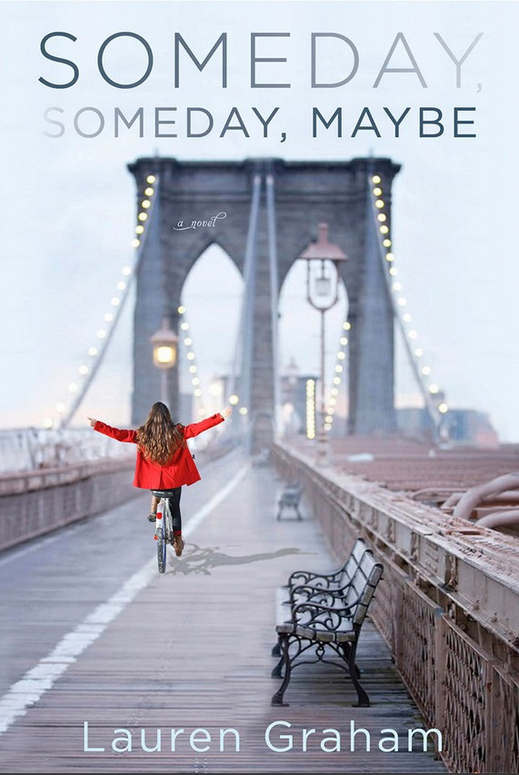 Someday, Someday Maybe _ Book Cover