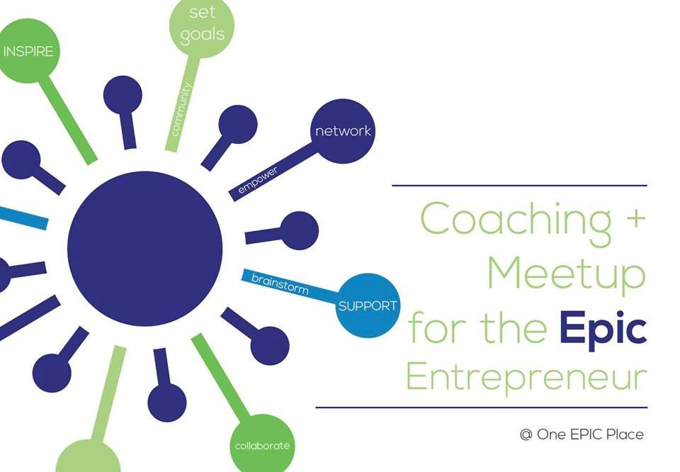 Coaching + Meetup for the EPIC Enterpreneur