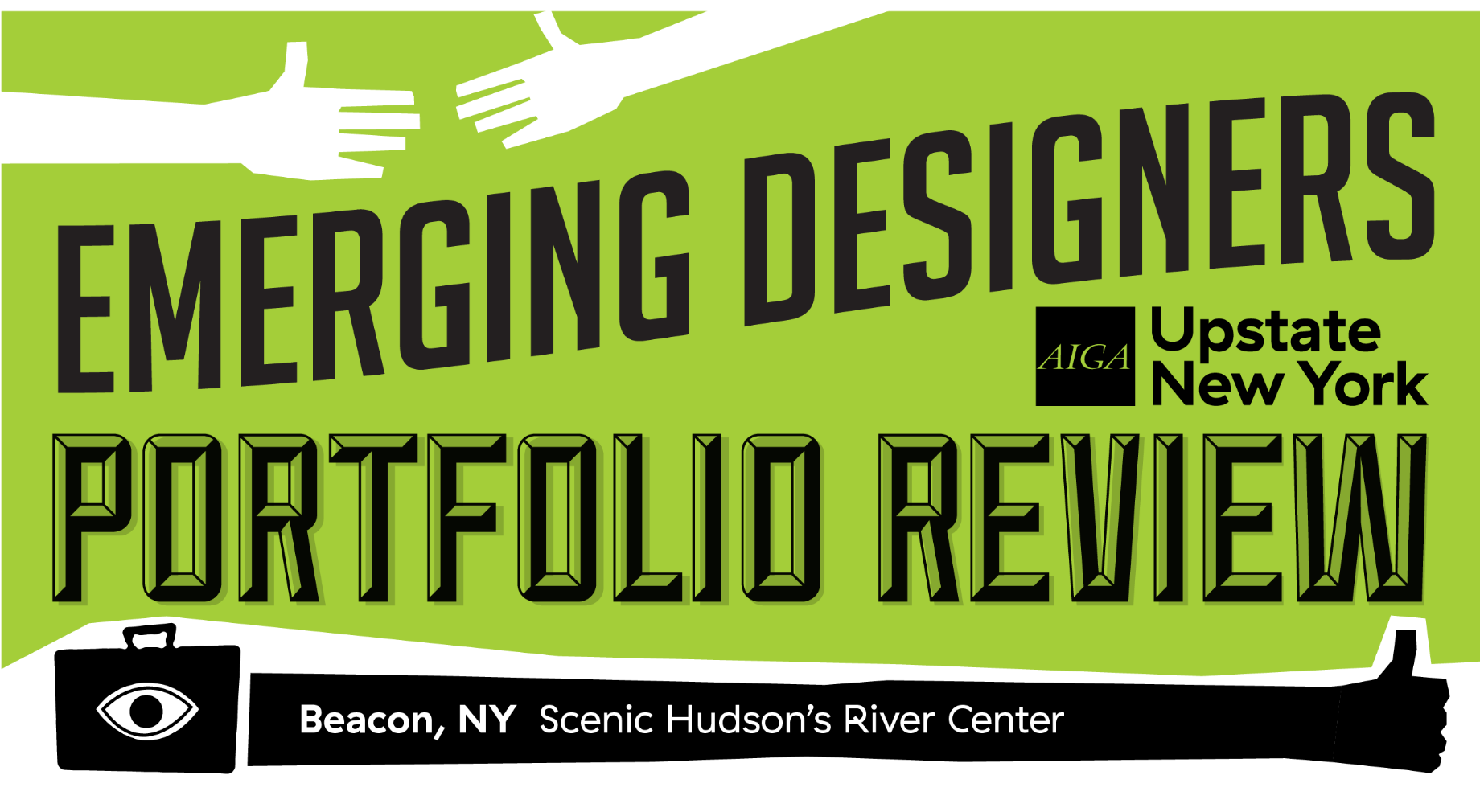 Emerging Designers Portfolio Review - Beacon!