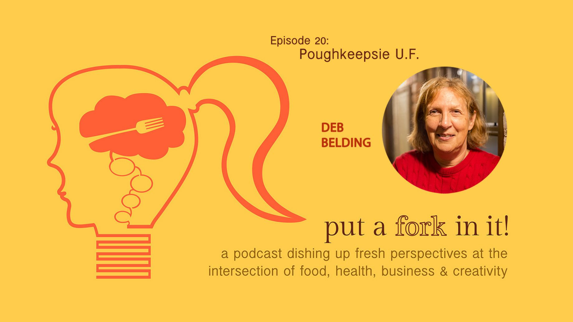 Put a Fork In It Podcast - featuring the Poughkeepsie Underwear Factory