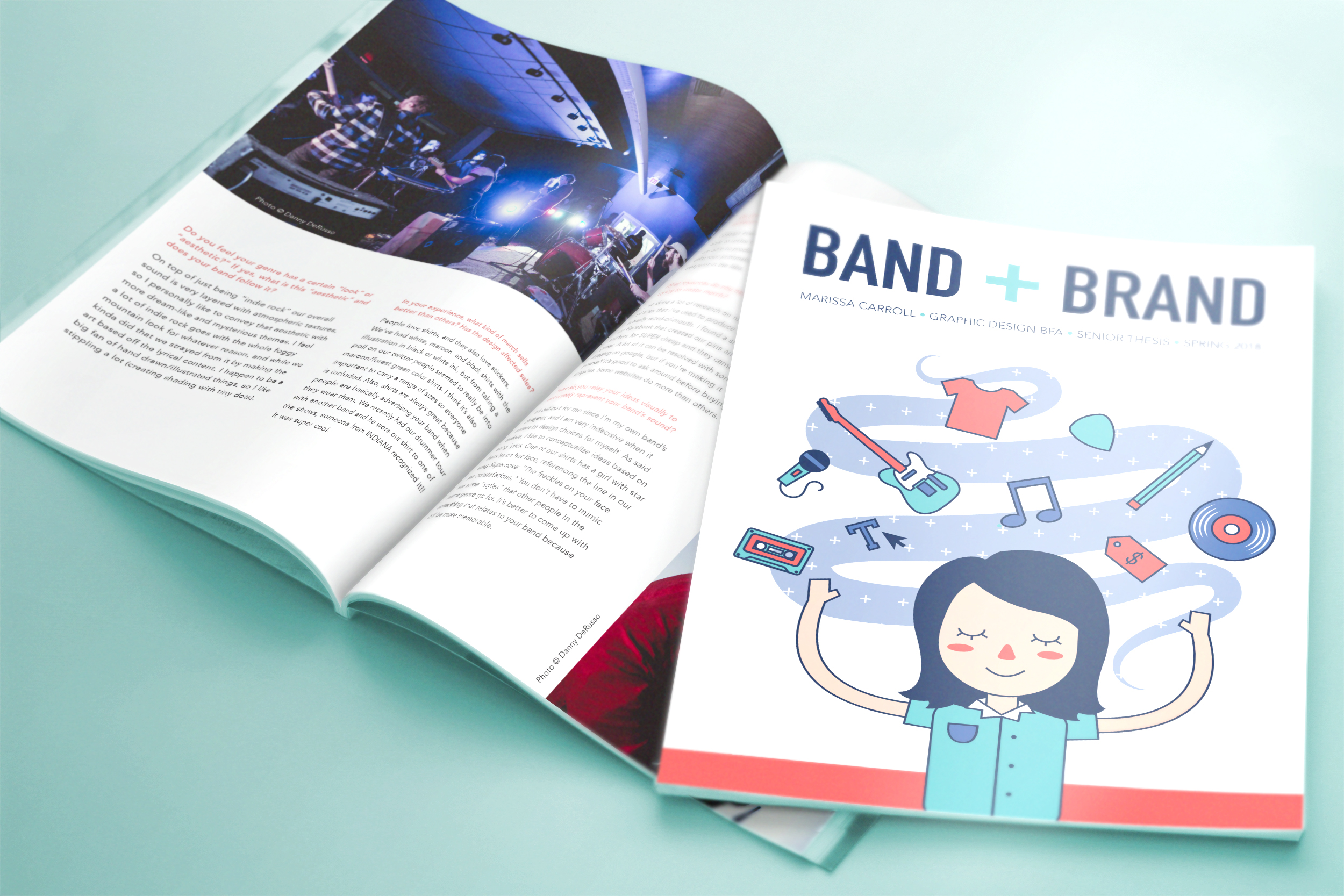 Band + Brand