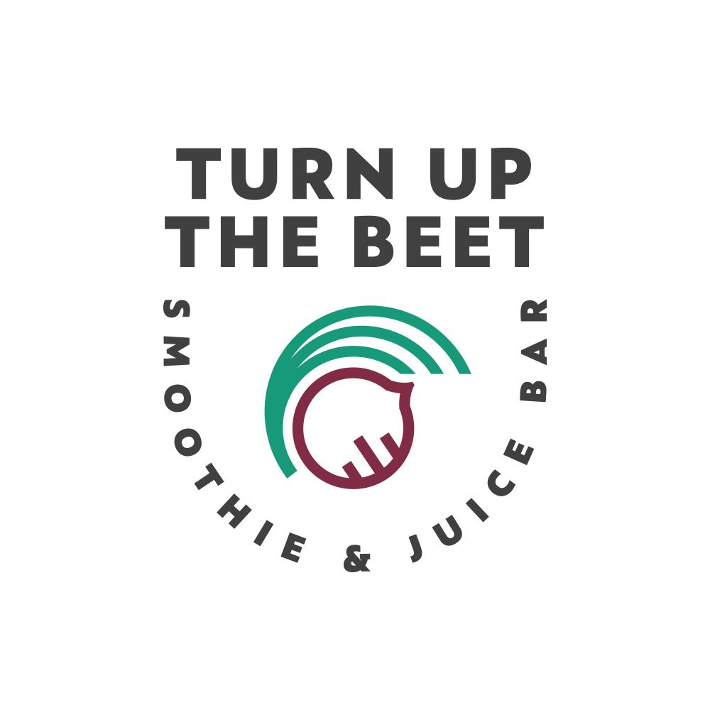 Turn Up the Beet Logo