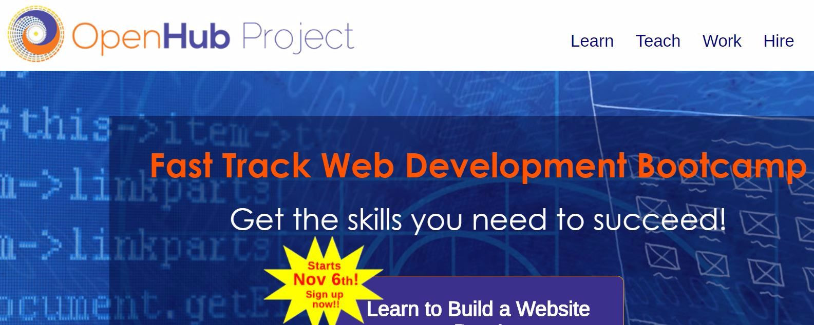 Open Hub Project